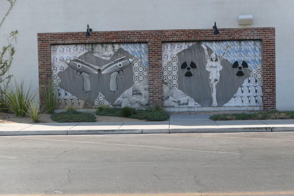atomic murals downtown las vegas