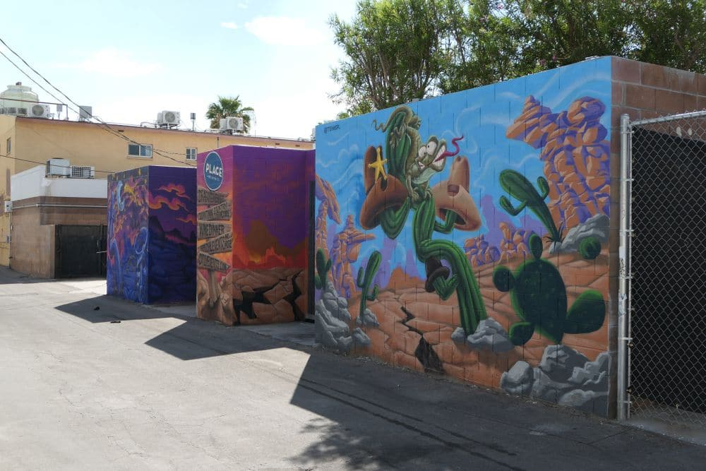 Murals Downtown Las Vegas