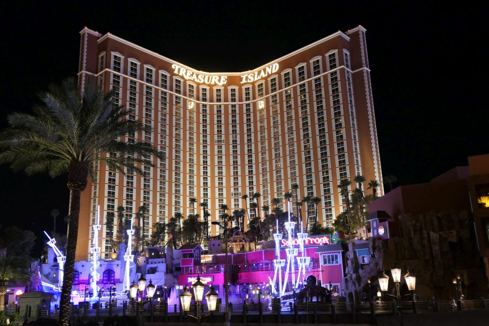 Treasure Island Hotel a.k.a TI