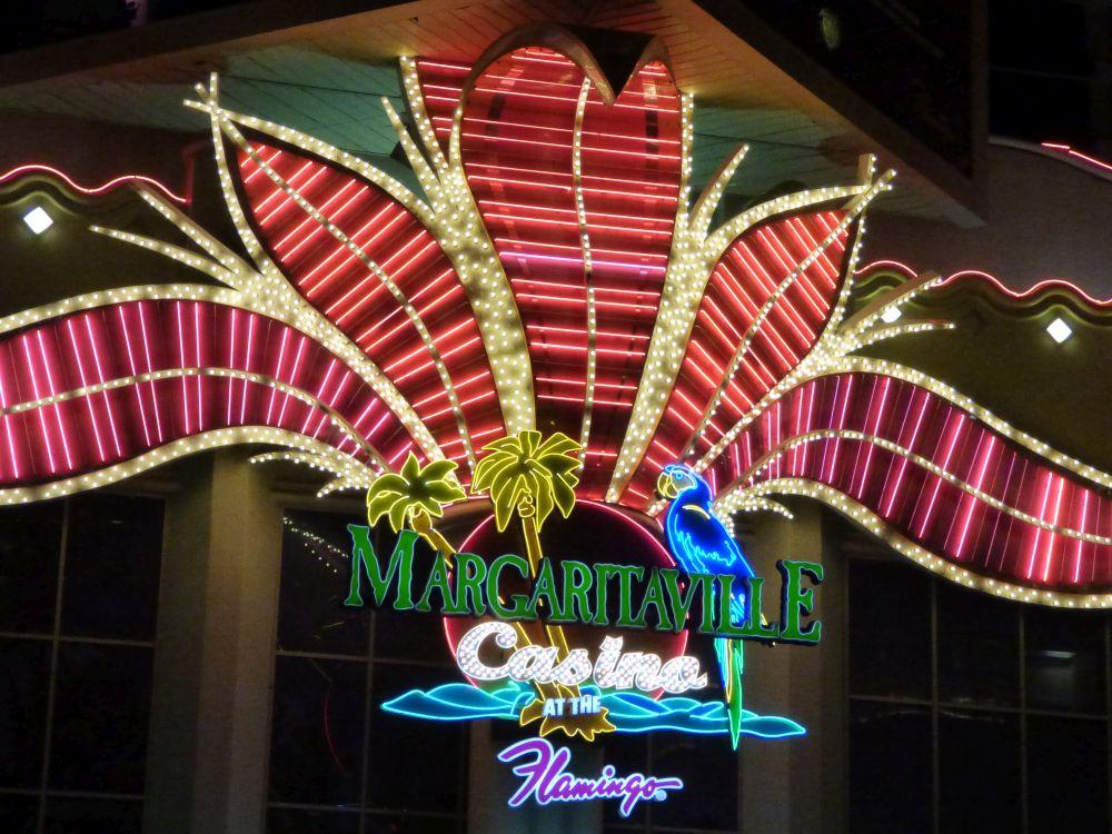 Neon Margaritaville Casino in Las Vegas