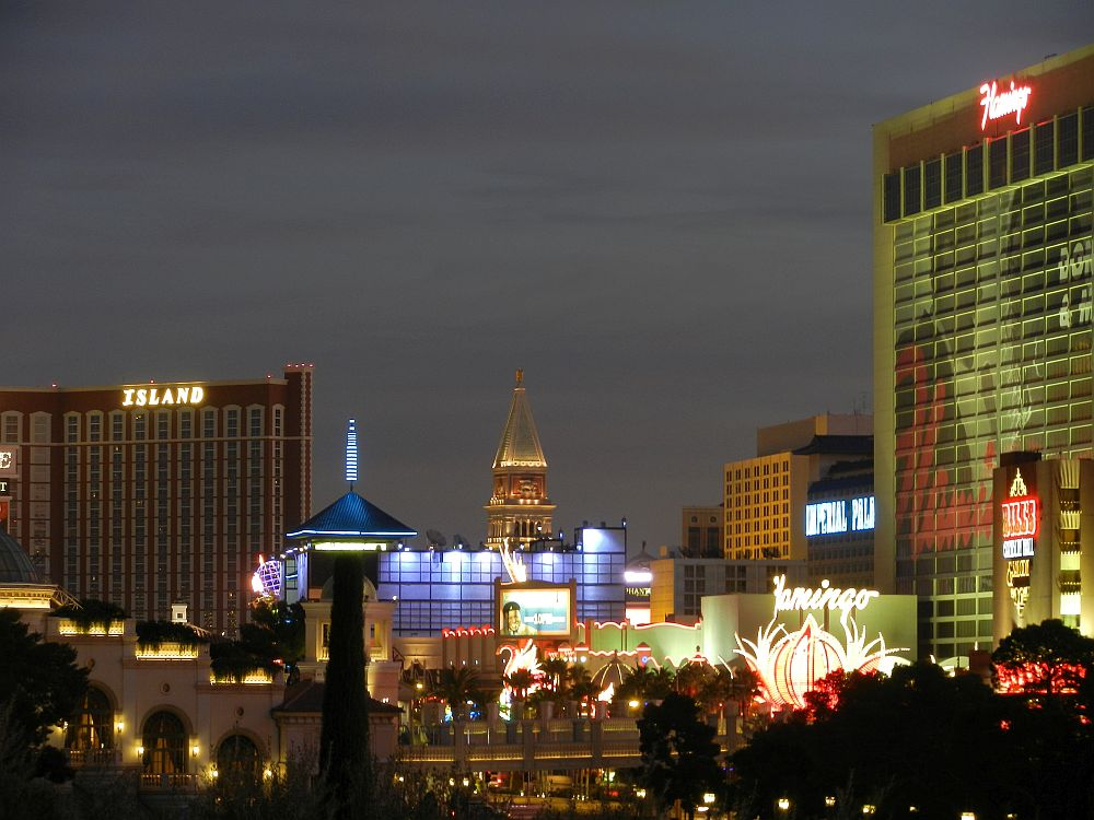 Las Vegas Strip 2011 photo