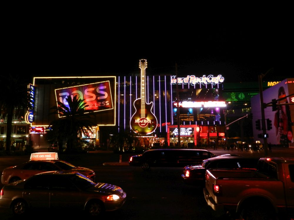 Hard Rock Café Las Vegas Strip