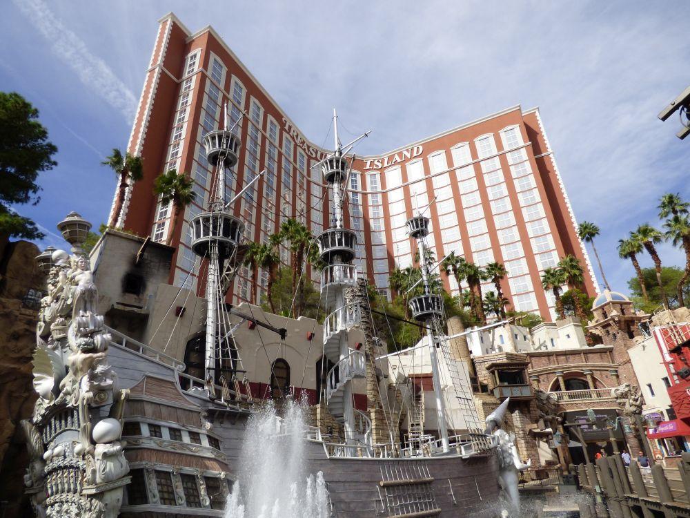 TI Hotel in Las Vegas